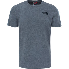 The North Face Red Box SS Tee Men TNF medium grey heather